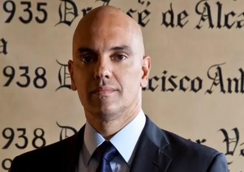 Ministro Alexandre Moraes: ''Não houve nenhuma irregularidade no cumprimento da prisão porque foi solicitada pelo Ministério Público Federal''.