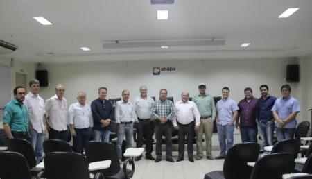 Produtores do oeste da Bahia se reuniram com o presidente da Federação das Indústrias.