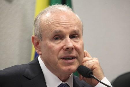 O ex-ministro da Fazenda Guido Mantega (PT)