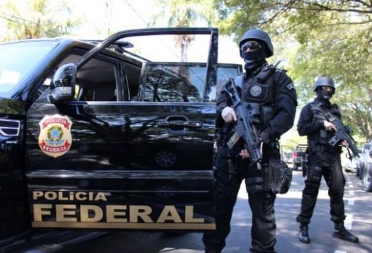 Polícia Federal faz operação em Salvador
