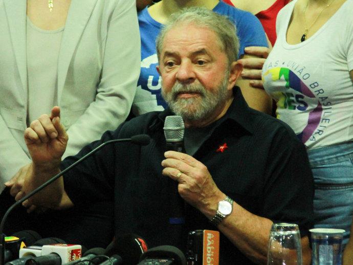 O ex-presidente Luiz Inácio Lula da Silva foi condenado em relação ao triplex e absolvido em relação ao armazenamento do acervo presidencial  (Fotos Públicas)