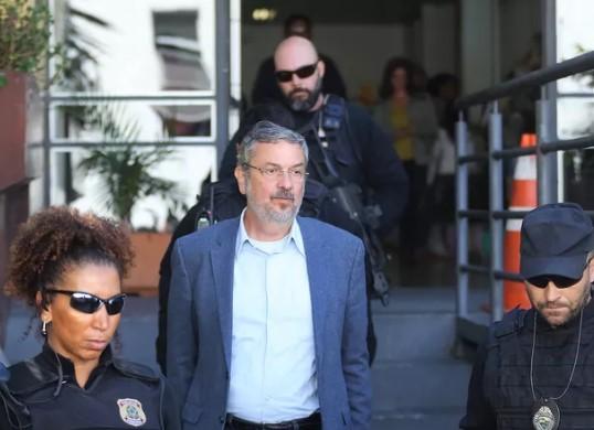 Antonio Palocci  é preso da Lava Jato