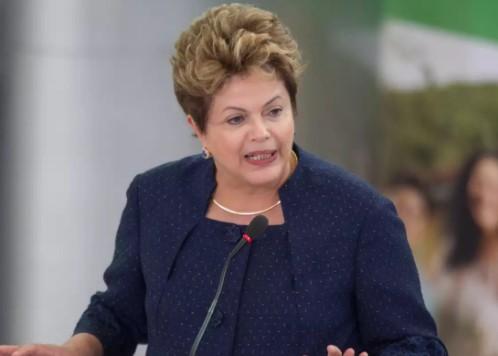 Dilma é ficha suja, por isso não será candidata.