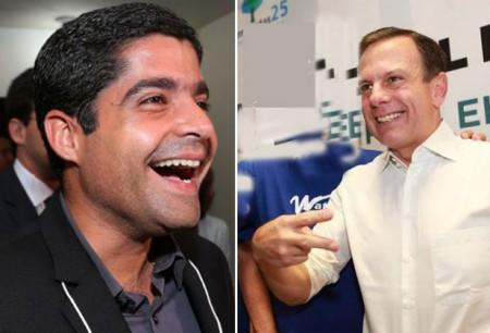 ACM Neto soma patrimônio de quase R$ 29 milhões. Dória, prefeito eleito de São Paulo, é o 2º mais rico do país com R$ 178 milhões declarados ao TSE.