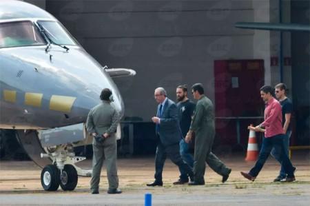 Eduardo Cunha já tinha a mala pronta antes de ser preso pela Polícia Federal (Foto: Wilson Dias/Agência Brasil)