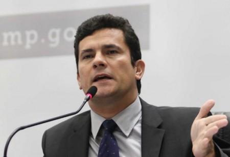 Juiz Sérgio Moro (Foto: Agência Brasil)