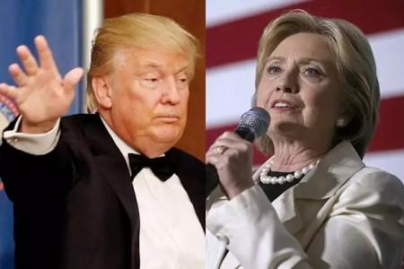 Trump e Hillary trocaram ofensas pessoais em debate