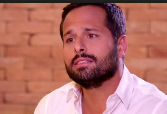 Calero foi à Câmara pressionar deputados do PMDB e de outros partidos contra a CPI. (Foto; Reprodução/TV Globo/GloboNews)