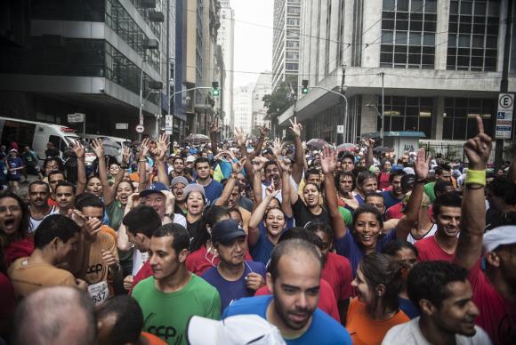 IBGE constatou que, por estado, São Paulo foi o que mais contribuiu para a formação do Valor Adicional Bruto do país, com 31,2% do total (Foto: Agência Brasil/EBC)