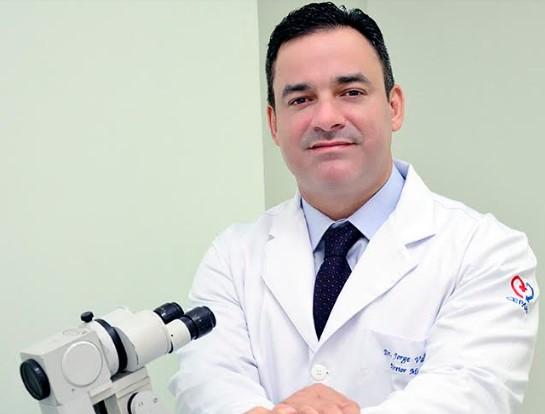 Jorge Valente, diretor médico do Ceparh .