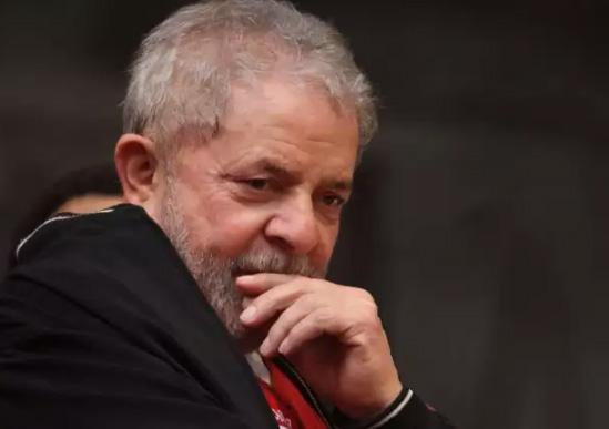 Lula está impressionado com a 'virada'. (Foto: Reprodução)