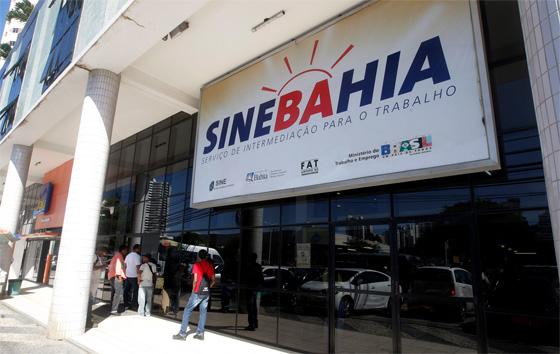 Unidade do SineBahia em Salvador, na Aenida ACM.