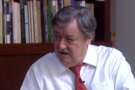 Jornalista e advogado Carlos Chagas morreu nesta quarta-feira (Foto: Divulgação)