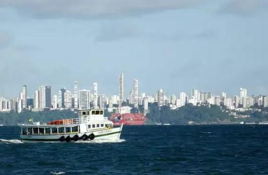 Travessia Salvador-Mar Grande retomou  operações às 10h30