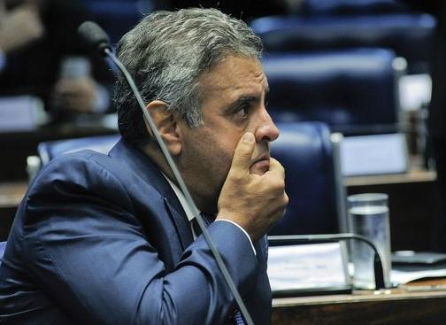 Senador Aécio Neves (Foto: Geraldo Magela/Agência Senado)