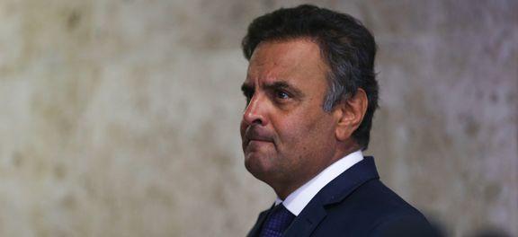 Senador Aécio Neves foi afastado do mandato e deverá obedecer recolhimento domiciliar noturnoWilson Dias/Arquivo/Agência Brasil   (Valter Campanato/Agência Brasil)
