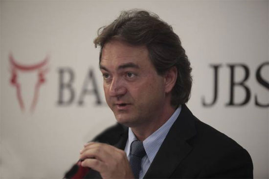 Joesley Batista – um dos donos da empresa JBS .