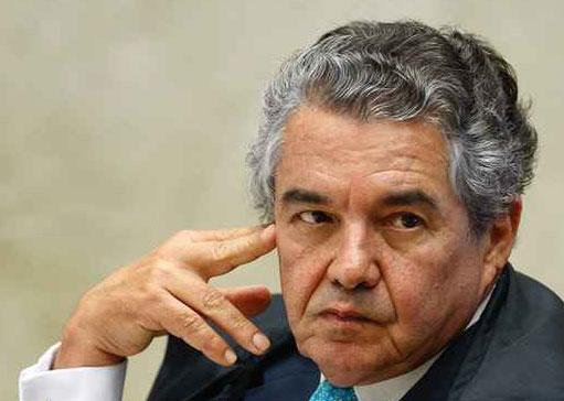 Ministro do STF, Mauco Aurélio (Foto: Nelson Jr./STF )