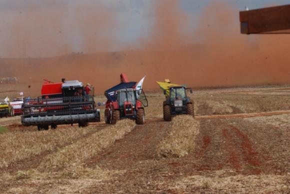A agropecuária teve forte influência no crescimento do Produto Interno Bruto     (Foto: Agência Brasil)