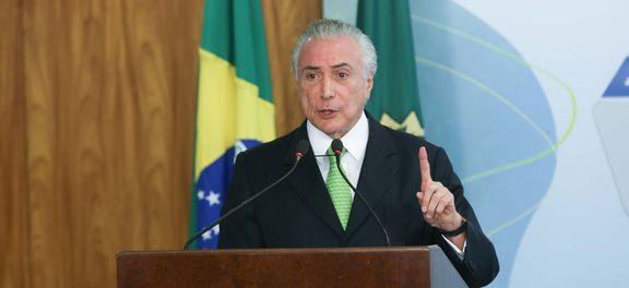 A liberação do saque do PIS/Pasep foi anunciada pelo presidente Michel Temer (Foto: Antônio Cruz/Agência Brasil)
