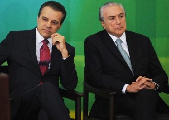 Alves foi ministro do Turismo de Michel Temer e caiu na esteira de denúncias em 2016.