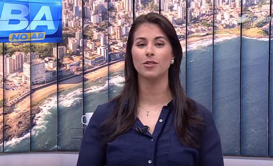Jéssica Senra lidera audiência com o Bahia no Ar da Record