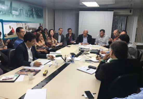 A Aiba discutiu estratégias para o desenvolvimento econômico e social da Bahia. (Foto: Divulgação)