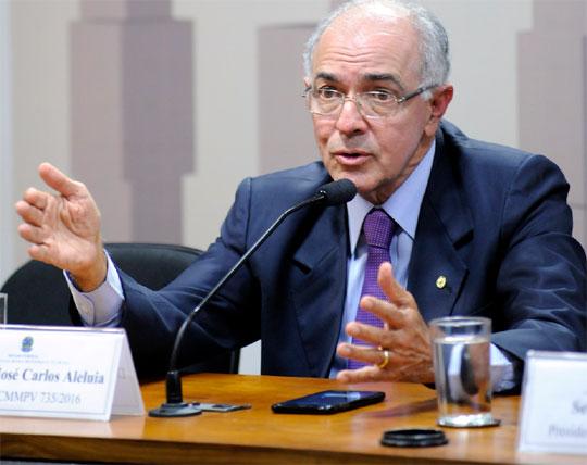 Deputado José Carlos Aleluia (DEM-BA) (Foto: Agência Câmara)