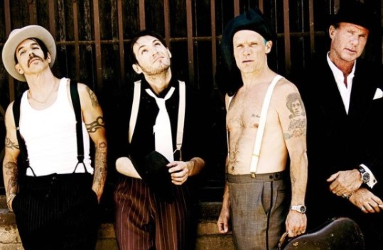 O grupo Red Hot Chili Peppers sobe ao palco hoje do Rock in Rio (Foto: Reprodução)