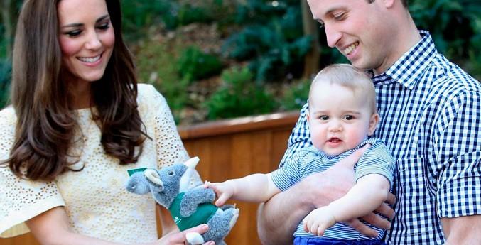 William e Kate serão pais pela terceira vez, anuncia a família real. (Foto: Reprodução/Facebook)