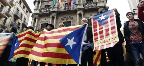 O referendo, caso aconteça, pode levar a Catalunha a se tornar independente da Espanha. (Foto: Imagem Reproduzida da Agência Brasil)