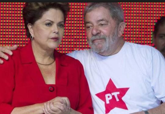Segundo denúncia da PGR, Lula é apontado como chefe de quadrilha.