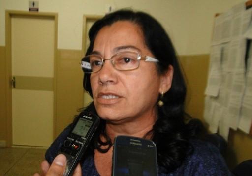 ex-prefeita de Apuarema, Jozilene Barreto
