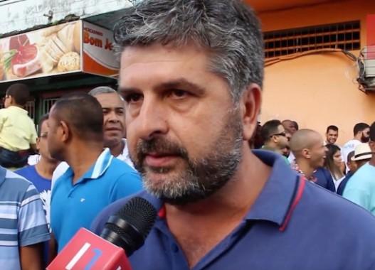 O advogado Gustavo Ferraz se diz traído por Geddel (Foto: Reprodução)