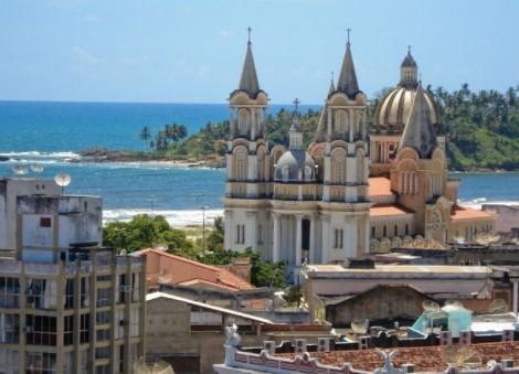 A cidade de Ilhéus é sede do seminário eucarístico