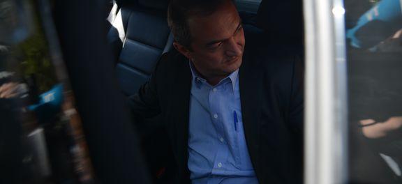 Joesley Batista, dono da JBS, chega na sede Superintendência da Polícia Federal. (Rovena Rosa/Agência Brasil)