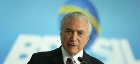 Presidente Michel Temer  (Valter Campanato/Agência Brasil)