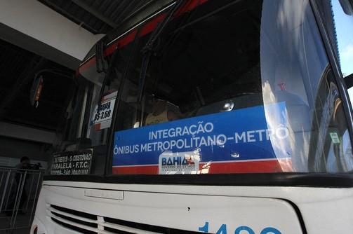 O prazo para a integração é de três horas (se a integração envolver ônibus metropolitano) e de duas horas (se for com ônibus urbano).