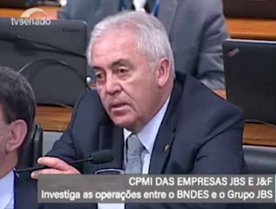 """Otto criticou a escolha de Carlos Marun (PMDB-MS)  como relator da comissão, chamando-o de """"testa de ferro"""" de Temer."""
