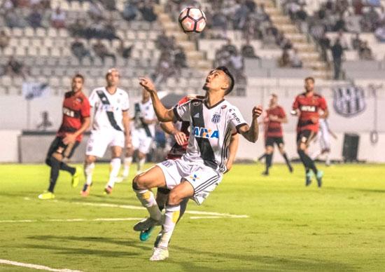 A Ponte venceu o Sport por 1 a 0, mas tinha perdido o jogo de ida por 3 a 1 e acabou eliminada.
