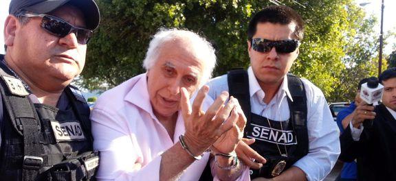 Roger Abdelmassih foi condenado a 181 anos de prisão  (Foto: Agência Lusa/Senad/Reprodução da Agência Brasil)