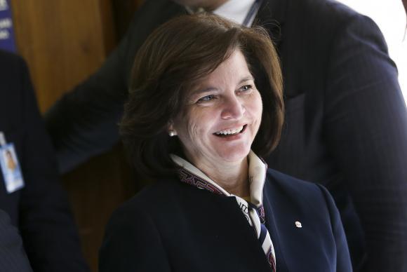 Raquel Dodge, nova Procuradora-geral da República  (Marcelo Camargo/Agência Brasil)