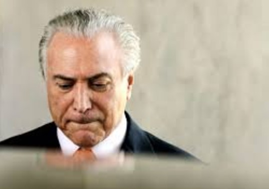 Ação da PGR contra o presidente Temer será enviada por Cármen Lúcia a Rodrigo Maia, que iniciará tramitação. (Foto: Michel Temer - Marcelo Camargo/Agência Brasil)