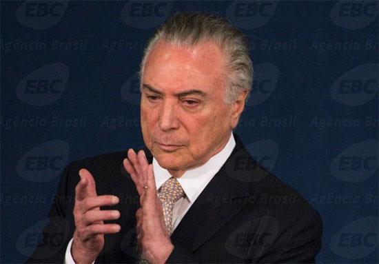 Presidente Michel Temer (Foto: Agência Brasil)