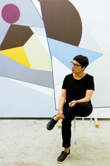 Isabelle já realizou inúmeras exposições individuais e coletivas na China, Estados Unidos, Itália e Austrália, além da Alemanha.