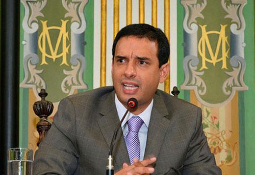 Leo Prates, presidente da Câmara Municipal de Salvador. (Foto: Divulgação)