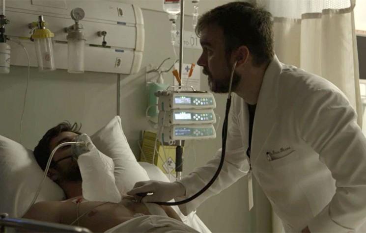 Zeca tem piora no estado de saúde (Foto: TV Globo/Divulgação)