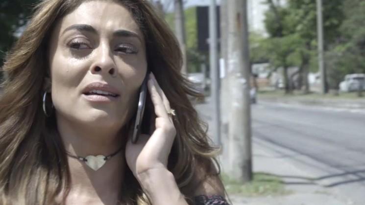 Bibi anuncia o fim do casamento com Rubinho (Foto: TV Globo/Divulgação)