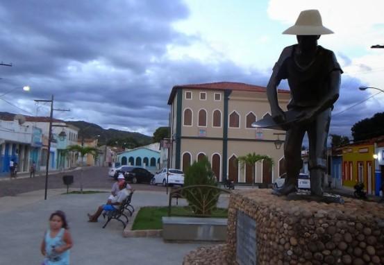 Em Andaraí, a mostra ficará  na Escola Edgard Silva, de 21 a 27 de novembro. (Foto: Reprodução/Blog do Professor Mário Ângelo)