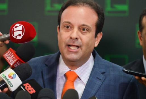 André Moura é o preferido de Romero Jucá